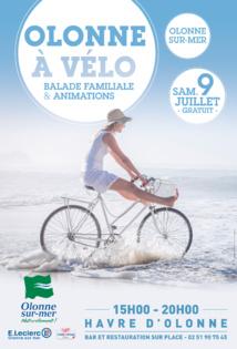 """Olonne-sur-Mer, """"Olonne à vélo"""" ce samedi 9 juillet"""