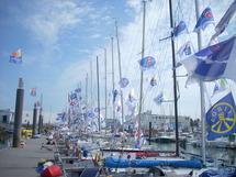 Départ de la deuxième édition de la course Les Sables-les Açores-Les Sables samedi 26 juillet à 13h02