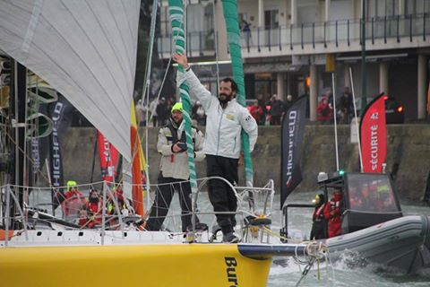 Louis Burton, septième du Vendée Globe !