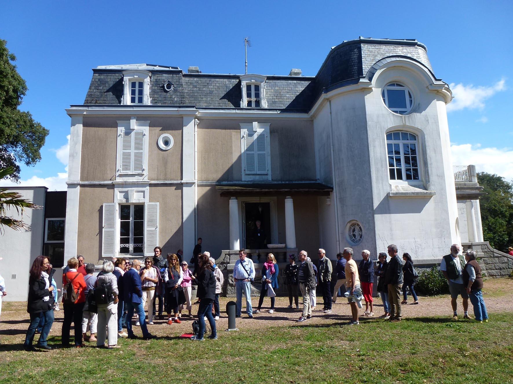 Journées européennes du patrimoine: un véritable succès aux Sables d'Olonne