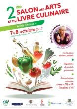 Treize-Septiers: salon des Arts et du livre culinaire les 7 et 8 octobre