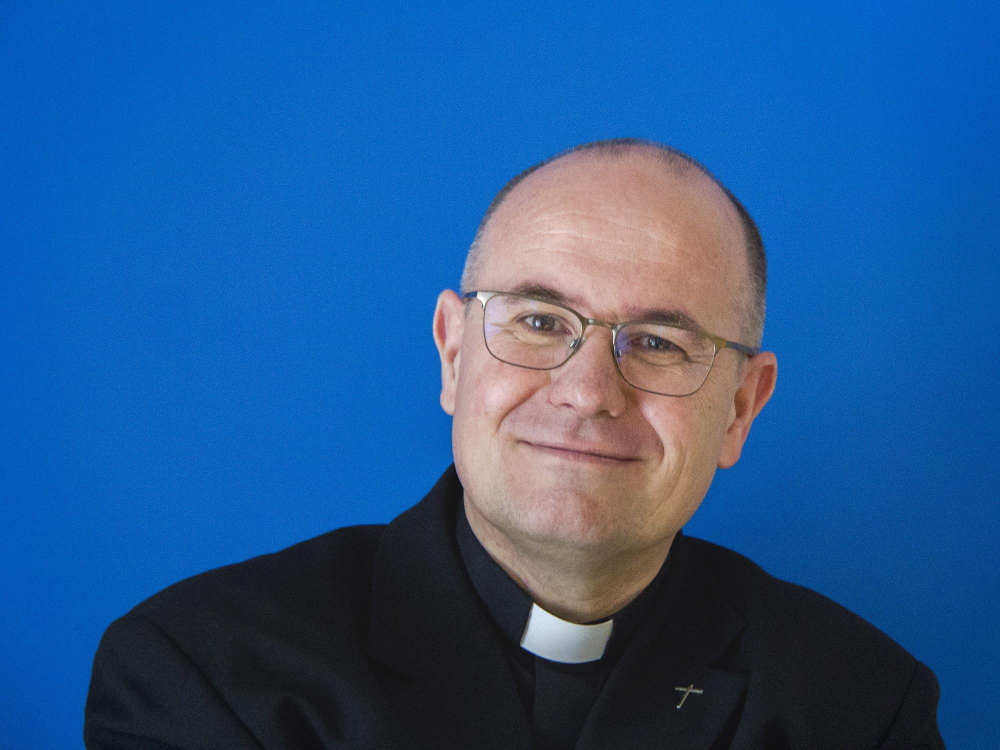 L'abbé Bondu élu administrateur diocésain