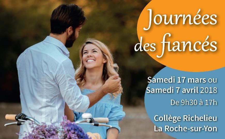Les journées des fiancés : une première en Vendée, pour l'Eglise Catholique
