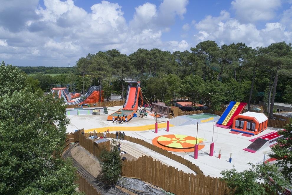 O'Gliss Park et Indian Forest présentent leurs nouveautés pour accueillir en 2018 plus de 300 000 visiteurs en Vendée