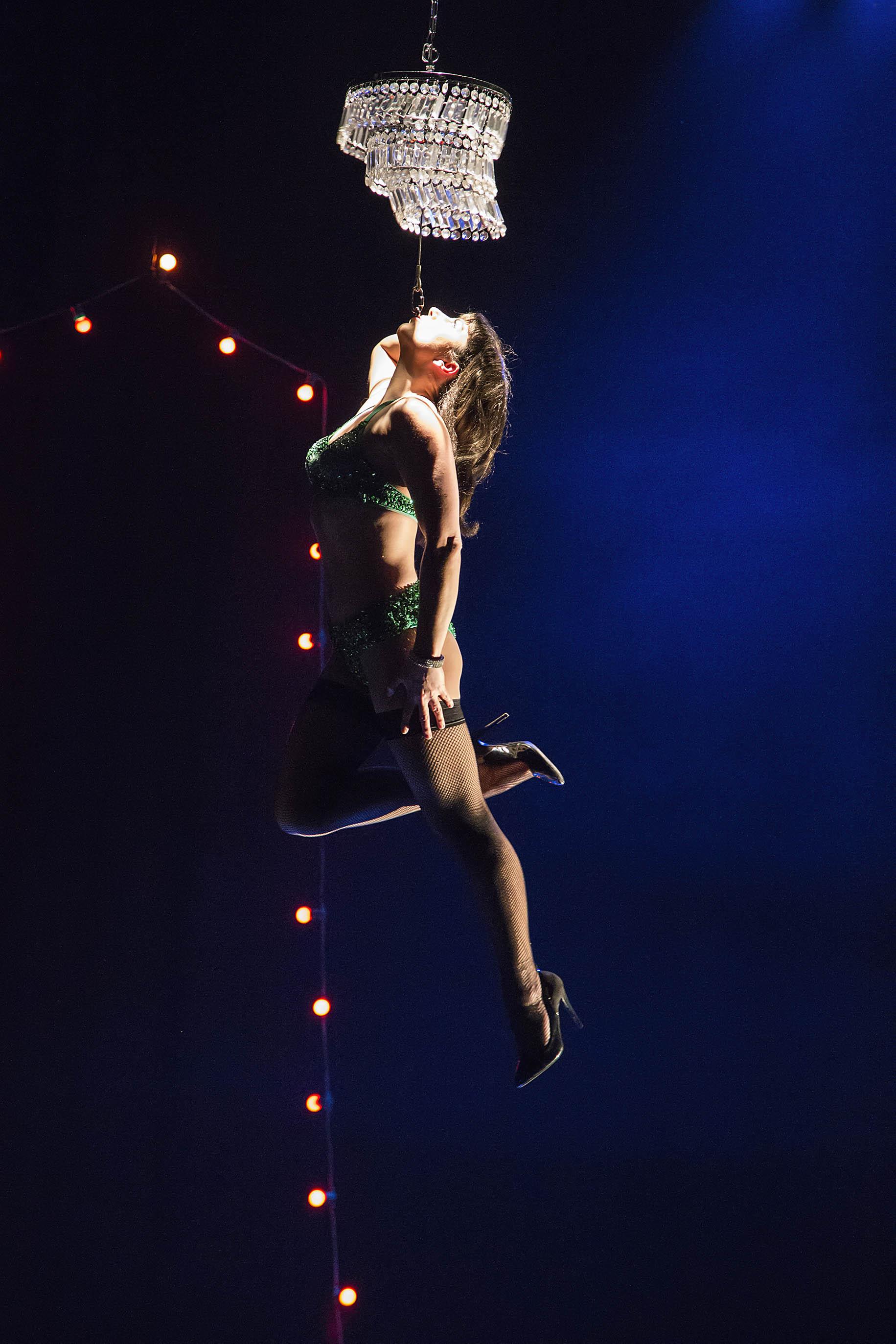 Original's Maria Dolores & Fils Cabaret vendredi 6 avril aux Sables d'Olonne