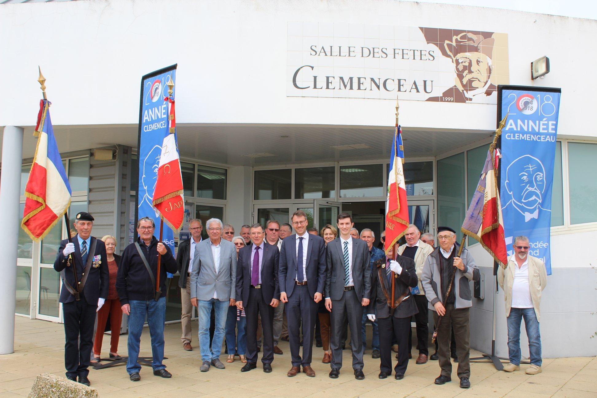 L'année Clemenceau: 70 animations proposées par Vendée Grand littoral