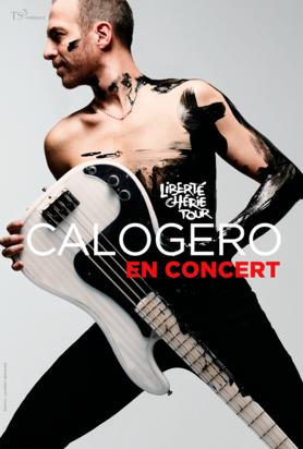 Mouilleron-le-Captif: Calogero en concert le jeudi 15 novembre  à 20h00