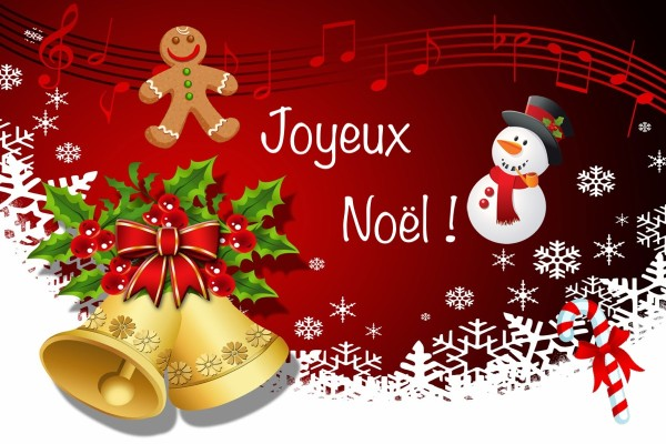 Bonne fêtes de Noël