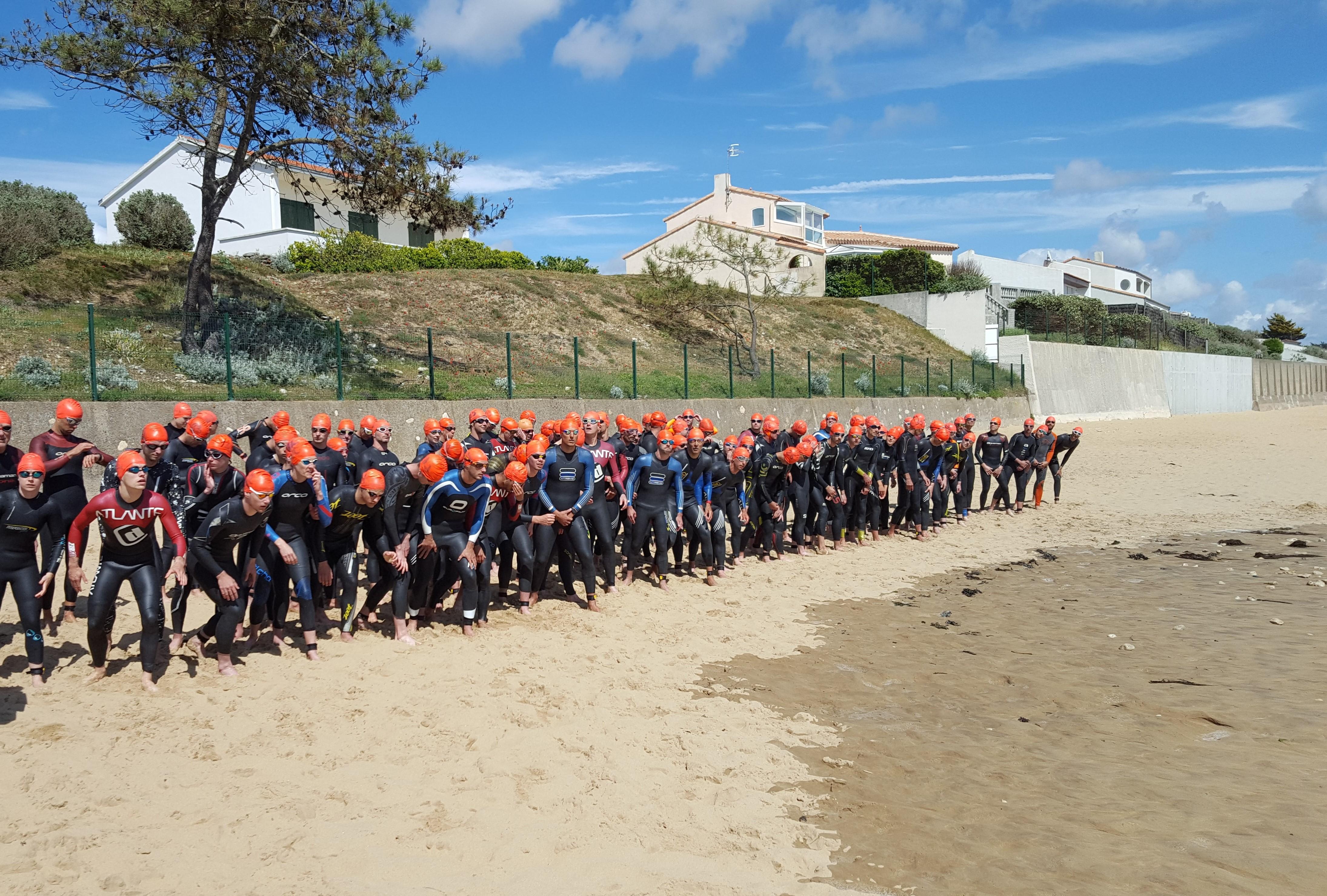 Jard-sur-Mer : annulation de la 34e édition du Triathlon
