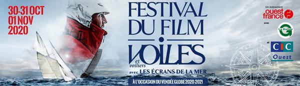 Autour du Vendée Globe : ne manquez pas le Festival du film Voiles et Voiliers avec les Écrans de la Mer !