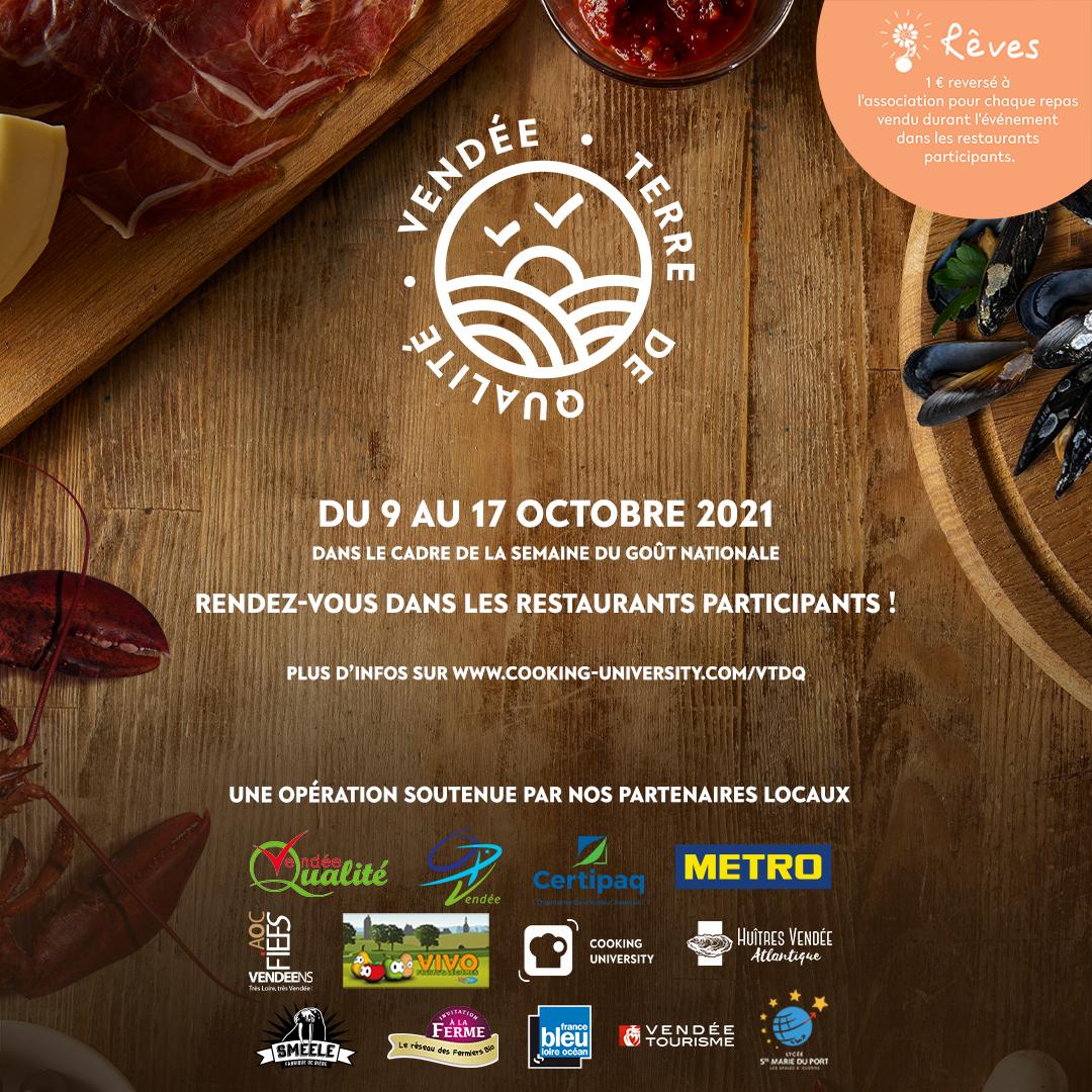 Vendée Terre de qualité du 9 au 17 octobre