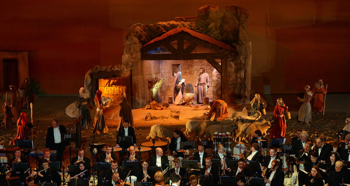 Vivez un moment inoubliable au « Grand Noël du Puy du Fou » et découvrez les 2 grandes nouveautés 2013