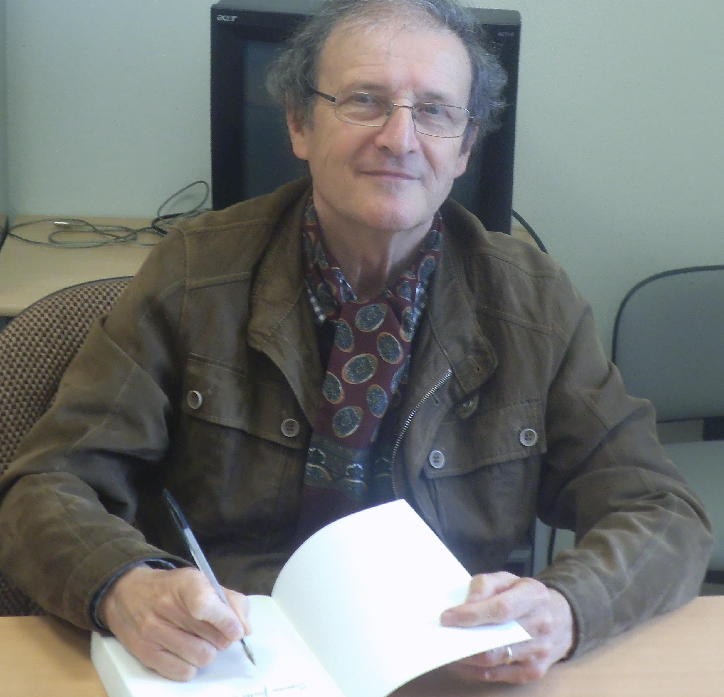 Conférence de Michel Gautier sur l'occupation et la résistance en Vendée