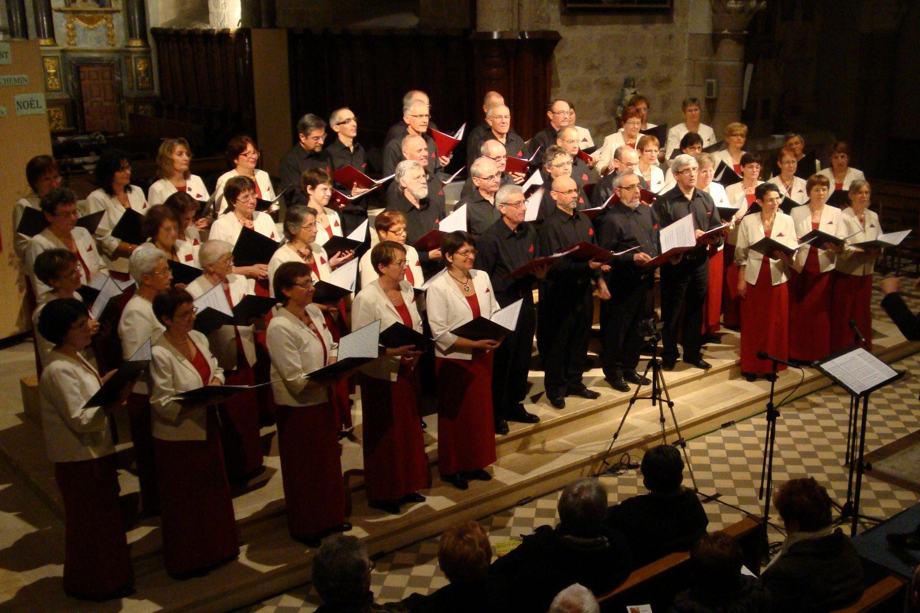 Concert de NOËL avec CHANTEVIE et OLICANTE au profit de SAVENA le dimanche 8 décembre à 16h00