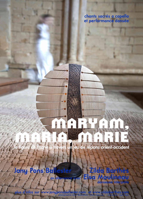 Maryam, Maria, Marie