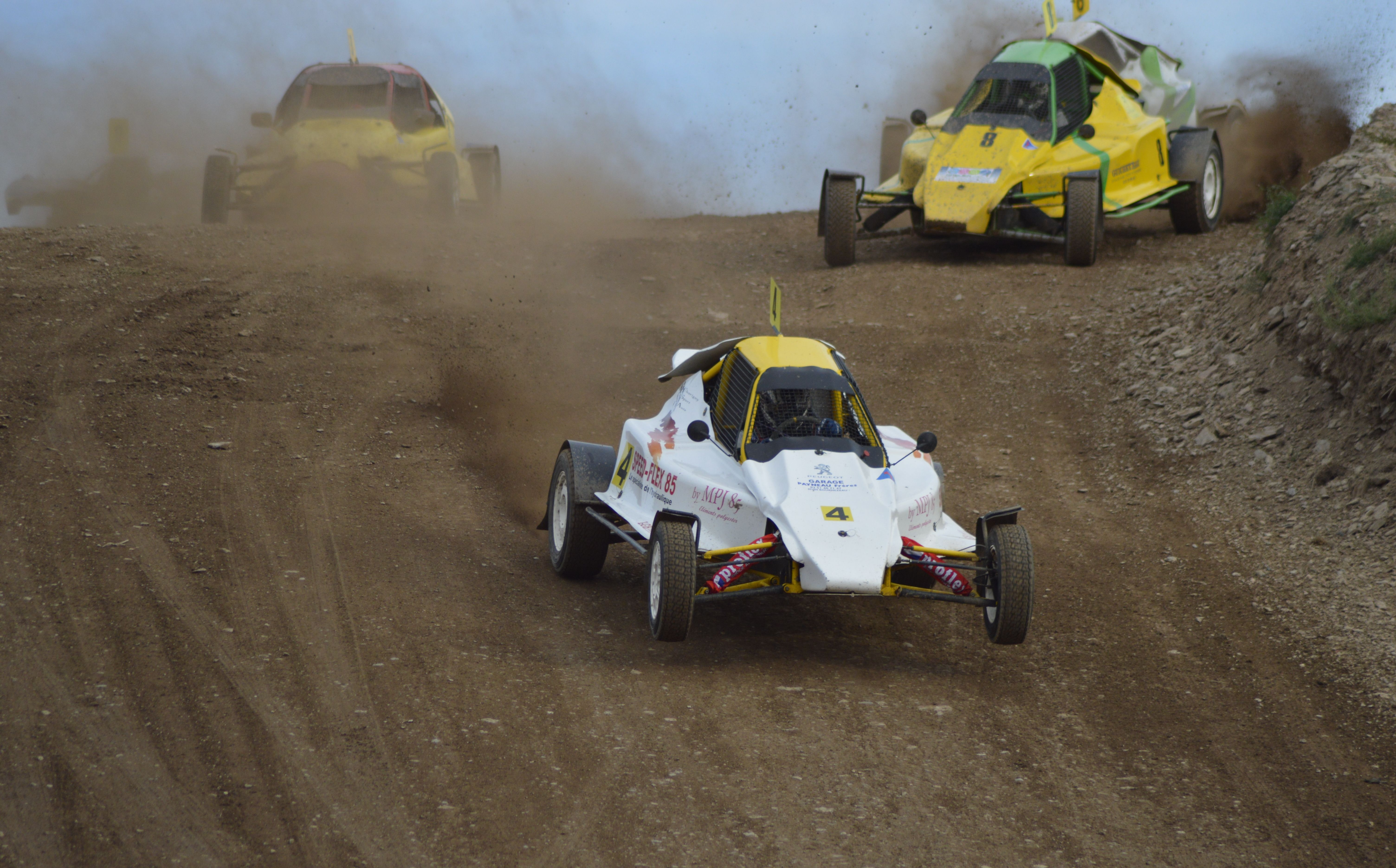 Le pilote Thorignais Tanguy GREGOIRE souhaitera réitérer sa victoire de l'an dernier et conserver la tête du championnat dans la catégorie monoplace.