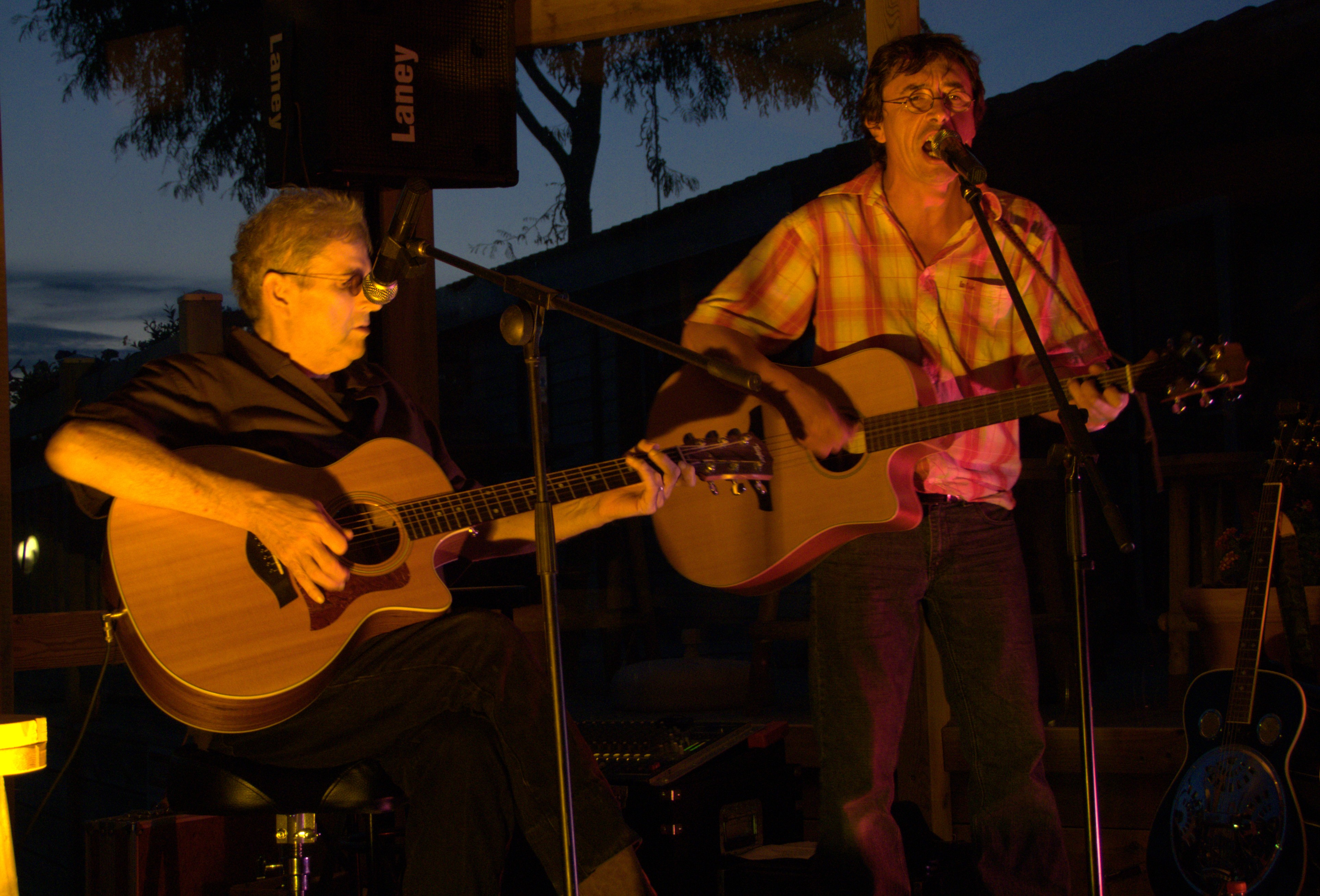 Binôme d'Attack et Pat et Yoyo en concert le vendredi 21 novembre au Korrigan