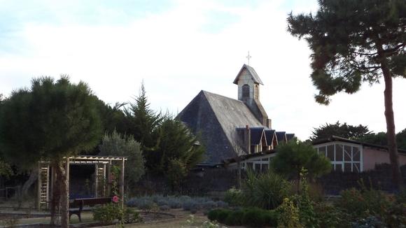 Sauvons la chapelle balnéaire Sainte-Thérèse de Saint-Jean-de-Mont