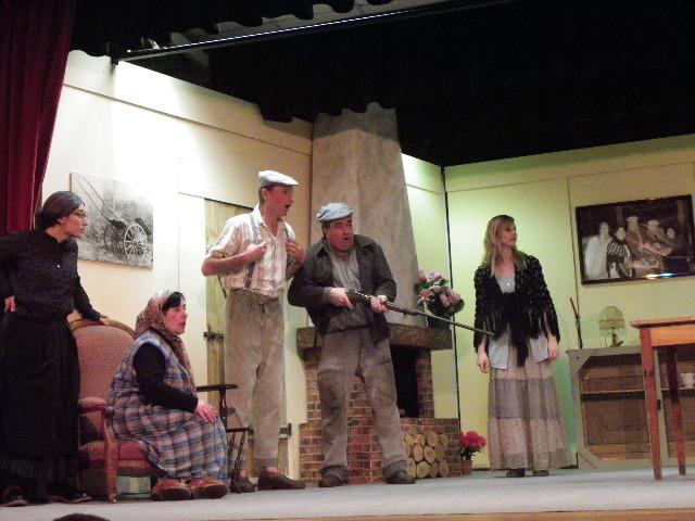 Théâtre avec les Riolos