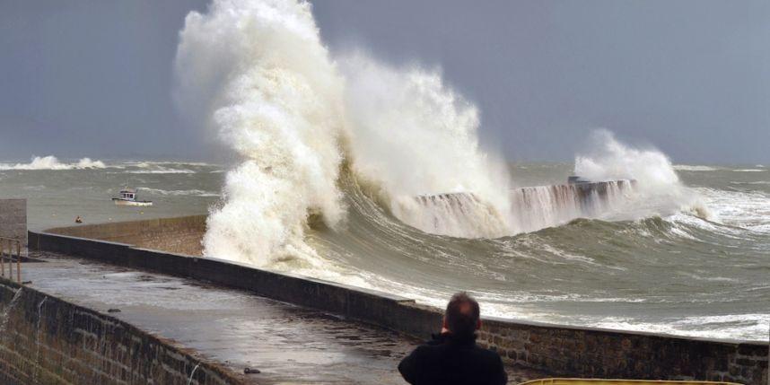 Alerte météorologique : vigilance ORANGE pour le vent