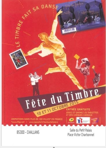 Le timbre fait sa danse  sur deux jours à Challans