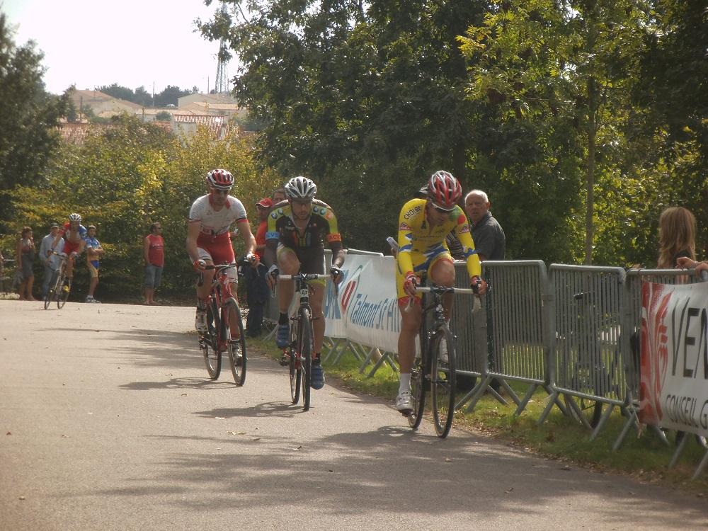 Finale du Cyclo-cross régional ce dimanche à Talmont