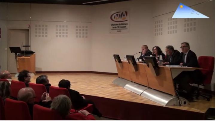 Le rsi en débat avec la Député Sylviane Bulteau