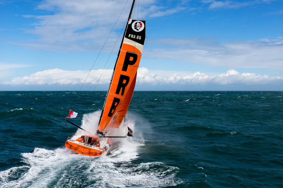 Six skippers du Vendée Globe au départ de The Transat Bakerly
