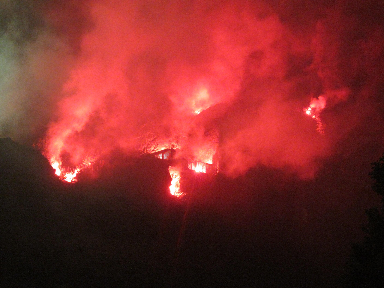 Les feux d'artifice en Vendée