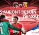 A 16h30 ce vendredi, la Beaujoire à Nantes est assurée d'accueillir 19 000 supporters dont 1 300 lensois. Encore un effort pour atteindre les 20 000 supporters herbretais pour répondre aux 1 300 lensois.