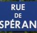 Inauguration de la rue de l'espéranto à Moutiers-les-Mauxfaits ce dimanche 3 juin à 12h00