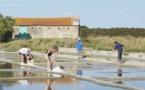 Fête du sel: les sauniers de la Guittière un savoir faire à découvrir dimanche