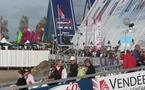 Village du Vendée Globe : les stands présents dans l'espace commercial L'Albatros