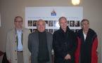 L'Institut du Thorax de Nantes en visite sur le Village du Vendée Globe