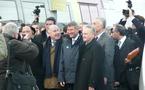 TGV aux Sables d'Olonne  : inauguration sous haute tension