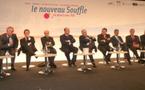Inauguration du TGV de la Vendée  : Philippe de Villiers et Jacques Auxiette ensemble