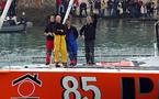 Vendée Globe 2008-2009: la réaction de Philippe de Villiers suite aux réclamations de PRB l'entreprise parraineur de Vincent Riou