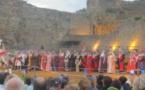 Une centaine de bénévoles pour le spectacle «L'épopée de Richard Coeur de Lion»