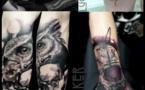 Une exposition sur le tatouage à la  Conserverie de Saint Gilles Croix de Vie