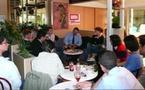 « l'engagement politique, un sacerdoce pour la vie ? » avec les étudiants de l'UNI Vendée