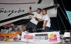 Jacques Fournier et Jean Edouard Criquioche sont arrivés au Mexique