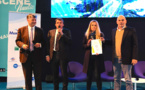 Le Cargo primé aux Nautic Innovation Awards 2017