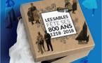 Les Sables d'Olonne fête ses 800 ans: programme du moi de janvier