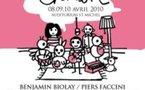 Festival Nouvelle Chanson aux Sables d'Olonne du 8 au 10 avril
