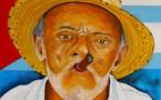 Jacques Charles LIGOUREAUD apôtre du Nouveau Réaliste Figuratif Contemporain accroche pour la première fois ses toiles aux cimaises du Casino « Les Atlantes » au Sables d'Olonne