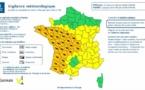 La Vendée passe en vigilance orange cet après midi