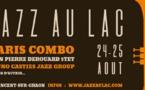 Festival de Jazz Swing dans un cadre exceptionnel sur le lac de St-Vincent-sur-Graon le 24 et 25 août 2018