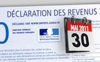 Le coup d'envoi des déclarations d'impôt sur le revenu 2011, c'est aujourd'hui !
