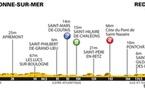 Tour de France : le parcours de la 3e étape