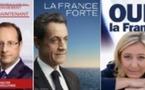 Marine Le Pen veut transformer l'essai du premier tour